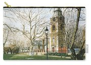 St Johns Church Wapping London Carry-all Pouch