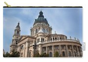 St. Stephen's Basilica In Budapest Carry-all Pouch