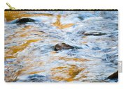 Stream Great Smoky Mountains Painted Carry-all Pouch