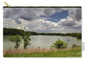 3-summer Time At Moraine View State Park Carry-all Pouch