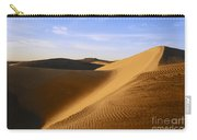 Sunrise At Oceano Sand Dunes Carry-all Pouch