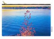 Sunset At Lake Wylie Carry-all Pouch