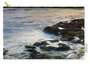 Sunset At The Mediterranean Sea Carry-all Pouch