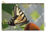 Swallowtail On Coneflower Carry-all Pouch