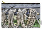 Tall Ship Line Holder Carry-all Pouch