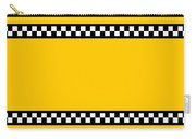 Taxi Background Carry-all Pouch