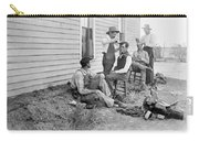 Texas Cowboys, C1908 Carry-all Pouch