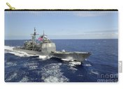 The Guided-missile Cruiser Uss Carry-all Pouch