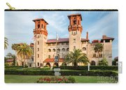 The Lightner Museum Formerly The Hotel Alcazar St. Augustine Florida Carry-all Pouch