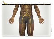 The Nerves Of The Body Carry-all Pouch