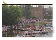 The Olympic Torch Leaves Hampton Court On The Final Leg Of Its J Carry-all Pouch
