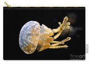 The Spotted Jelly Or Lagoon Jelly Mastigias Papua Carry-all Pouch