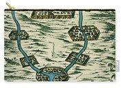 Tigris And Euphrates, Babylonia Carry-all Pouch