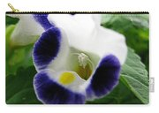 Torenia From The Duchess Mix Carry-all Pouch