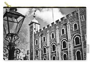 Tower Of London Carry-all Pouch by Elena Elisseeva