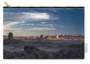 Trona Pinnacles Carry-all Pouch