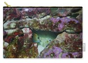 Tropical Fish In Cave Carry-all Pouch
