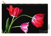 3 Tulips - 213 Carry-all Pouch