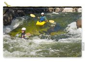 Two Whitewater Kayaks Carry-all Pouch