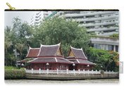 View From Chao Phraya River In Bangkok Carry-all Pouch