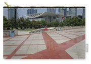 View From Peoples Park, Shanghai Carry-all Pouch