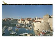 View Of Dubrovnik In Croatia Carry-all Pouch