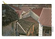 View Of Kotor Town In Montenegro Carry-all Pouch