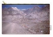 Vintage Death Valley By Lynn Bramkamp Carry-all Pouch