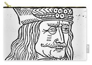Vlad IIi (1431-1477) Carry-all Pouch