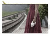 Waiting Carry-all Pouch by Joana Kruse