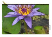 Water Lily  9 Carry-all Pouch