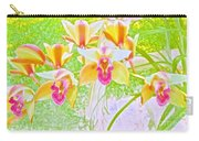 Laughing Watercolor Photography Carry-all Pouch
