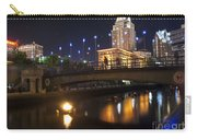 Waterfire. Providence Rhode Island Carry-all Pouch