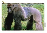 Western Lowland Gorilla Silverback Carry-all Pouch