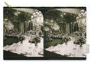 White House State Dinner Carry-all Pouch