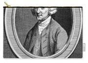 William Hunter (17178-1783) Carry-all Pouch