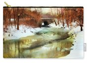 Winter Waters Carry-all Pouch