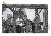 Wwi Soldiers, 1918 Carry-all Pouch