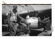 Wwii: Tuskegee Airmen, 1945 Carry-all Pouch by Granger