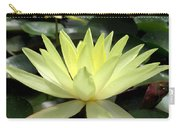 3 Yellow Lotus Carry-all Pouch