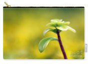 Yellow Sedum Carry-all Pouch