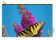 Yellow Tiger Swallowtail Papilio Glaucus Butterfly  Carry-all Pouch