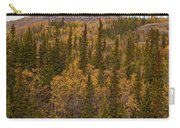 Yukon Gold - Fall In Yukon Territory Canada Carry-all Pouch
