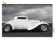 32 Ford Deuce Coupe In Black And White Carry-all Pouch