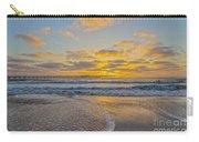 Ocean Beach Pier Sunset Carry-all Pouch