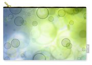 Circles Of Hope Carry-all Pouch