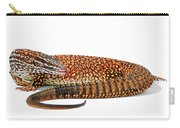 Australian Reptiles On White Carry-all Pouch