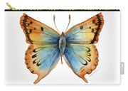 33 Opal Copper Butterfly Carry-all Pouch