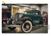 '33 Plymouth Carry-all Pouch