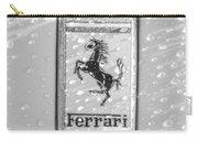 Ferrari Emblem Carry-all Pouch